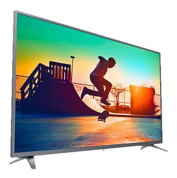 Smart Tv Led 55 Philips 55pug6513/78 Uhd 4k, Wi-fi 3 Hdmi