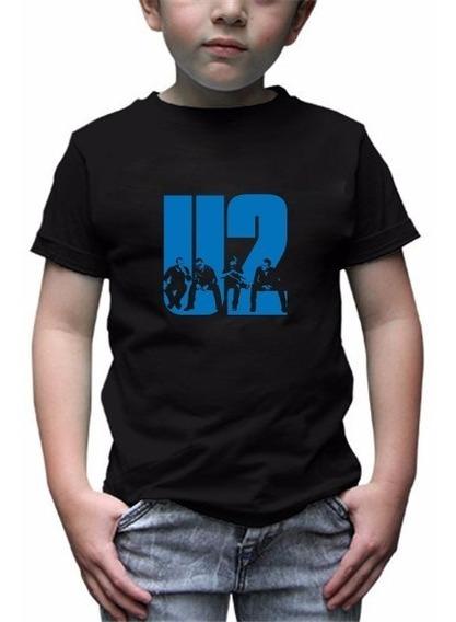 U2, Playera Infantil -envío Gratis