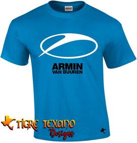 Playera Djs Armin Van Buuren Mod. 06 By Tigre Texano Designs