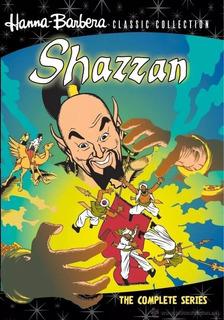 Shazzan Serie Completa De Hanna Barbera