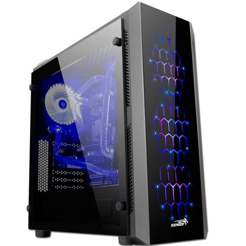 Imagen 1 de 8 de Pc Armada Intel  I3 8100 8g Ddr4  Ssd 240 Gab    W10 Nueva