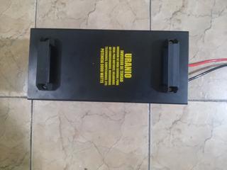 Inversor De Tensão 5000 Watts Senoidal Pura 48 Volts