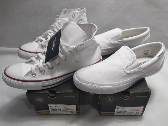 Tênis Converse All Star Chuck T. Core Slip Kit Com 2 Cv37