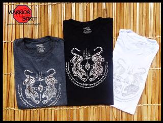 Camisa/camiseta Baby Look De Artes Marciais - Muay Thai
