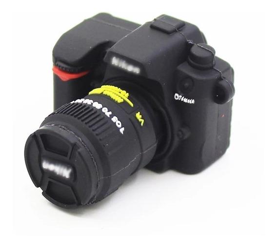 Pen Drive Personalizado 32gb - Câmera Fotográfica