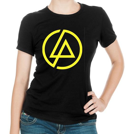 Novedosa Camiseta Linkin Park Banda Rock Alternativo