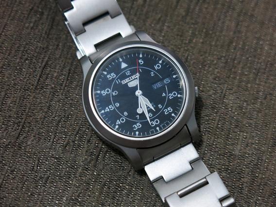 Relógio Seiko Snk809 Automático (militar)