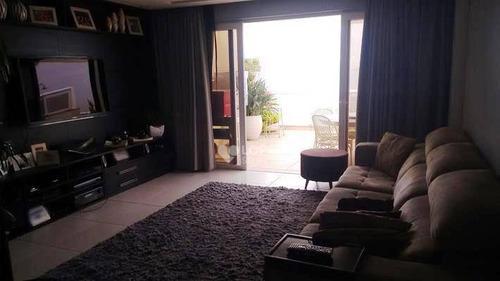 Imagem 1 de 30 de Cobertura Com 4 Dormitórios À Venda, 306 M² Por R$ 3.600.000,00 - Piratininga - Niterói/rj - Co2643