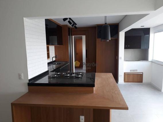 Residencial Blue, Com 3 Suites, 126 M² Por R$ 1.250.000 - Vila Floresta - Santo André/sp - Ap2336
