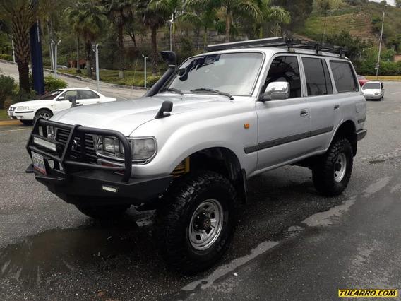Toyota Autana Land Cruiser Lx Automatica