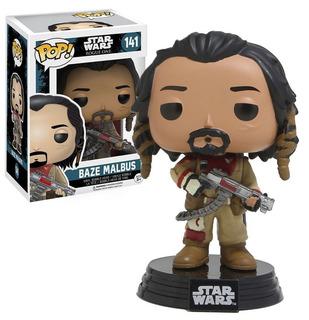 Funko Pop! Star Wars- Baze Malbus 141. Disney