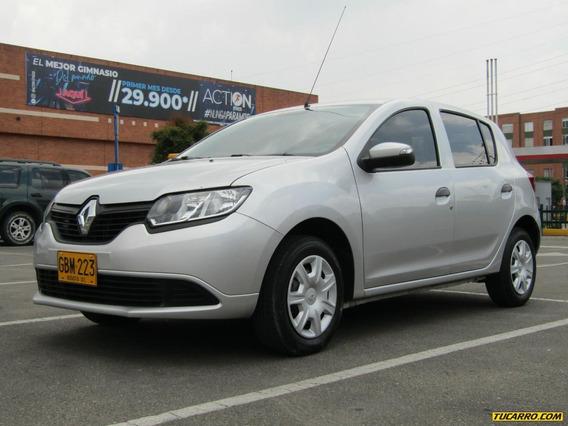 Renault Sandero 1.6 Aa Ab Abs Mt