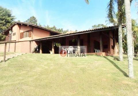 Sítio Rural À Venda, Sousas, Campinas. - Si0005