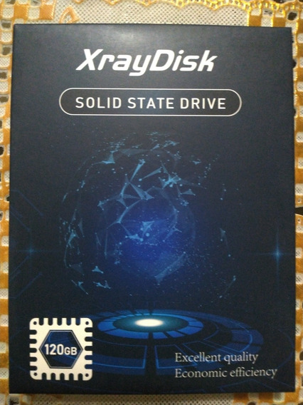 Ssd 120gb X-ray Disk
