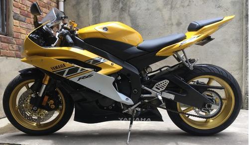 Yamaha Yzf R6r 50th Aniversario