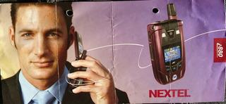 Motorola I880 Nextel Radio Oportunidad!