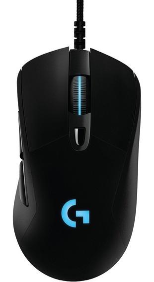 Mouse Ótico Para Jogos Com Fio G403s - Logitech