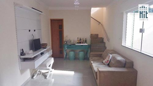 Imagem 1 de 25 de Sobrado À Venda, 110 M² Por R$ 930.000,00 - Vila Gumercindo - São Paulo/sp - So0122
