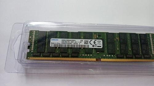 Imagem 1 de 1 de Memória Samsung 32gb Pc4-2400t 4drx4 Lrdimm Ecc  (servidor)