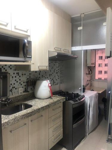 Imagem 1 de 12 de Apartamento À Venda, 45 M² Por R$ 254.400,00 - Ponte Grande - Guarulhos/sp - Ap0449