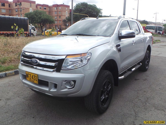 Ford Ranger Limited Mt 3200 Cc Aa Abs 4x4