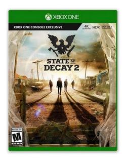 State Of Decay 2 Juego Xbox One Original Digital + Garantía
