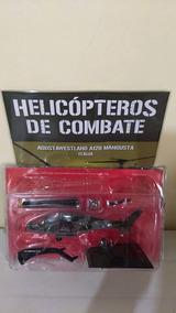Coleção Helicópteros De Combate - A129 Mangusta - Ed. N. 02