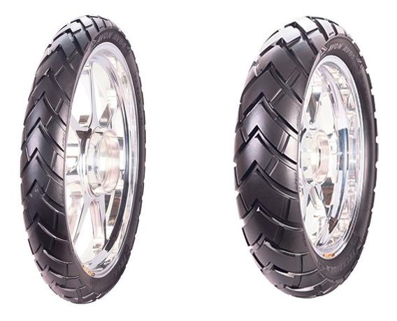 Pneus Avon Trekrider 90/90-21 150/70-17 Bmw 800 850 Gs Tiger