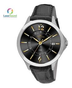 Relógio Technos Masculino 1s13cc/0p, C/ Garantia E Nf