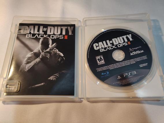 Call Of Duty Black Ops 2 Ii Ps3 Mídia Física