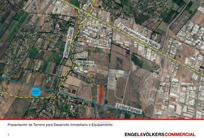 Terreno Industrial / Comercial / Inmobiliari
