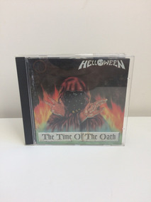 Cd Helloween - Time Of The Oath (importado, Made In England)