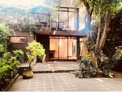 Casa En Renta Encantada Coyoacan