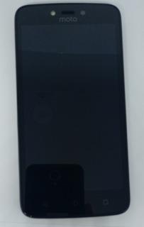 Motorola C Plus Xt1726 8gb Preto C/ Defeito S/ Garantia
