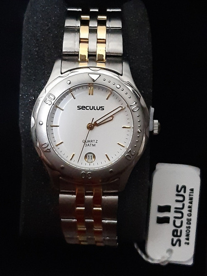 Relógio Seculus Feminino Original