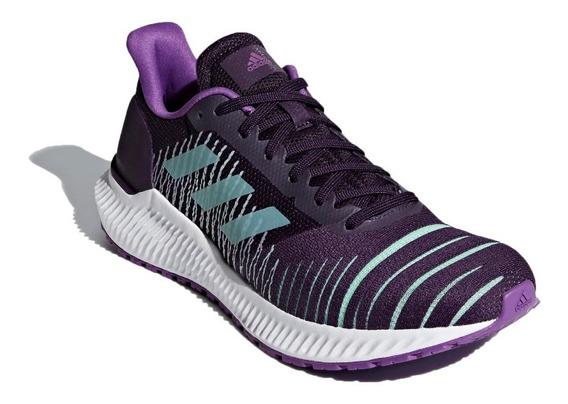adidas Zapatillas Running Mujer Solar Ride Violeta