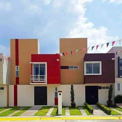 Venta De Casas De 3 Recamaras En Toluca A 5min Del Aeropuert