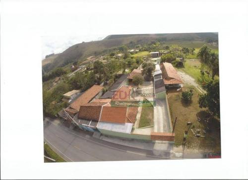Imagem 1 de 30 de Chácara Com 5 Dormitórios À Venda, 1600 M² Por R$ 680.000,00 - Bom Sucesso - Pindamonhangaba/sp - Ch0083