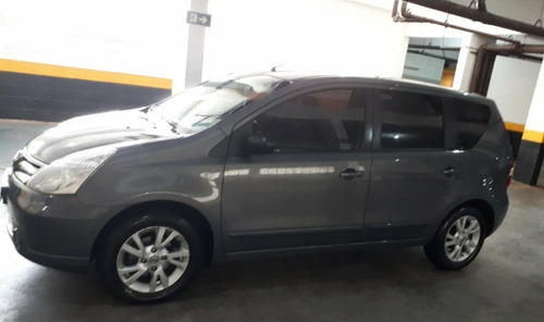Nissan Livina 2013 1.8 S Flex Aut. 5p