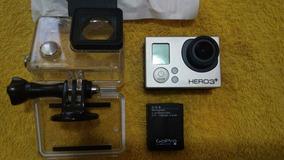 Gopro Hero3+bateria+sd32gb+accsesorios Y Estuche