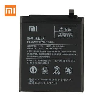 Bateria Para Xiaomi Redmi Note 4 Global 4x Original Bn43