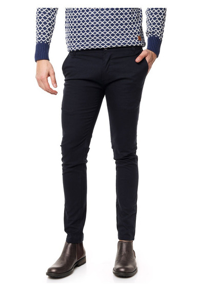 Pantalón Hombre De Vestir Gabardina - Varios Colores -vinson
