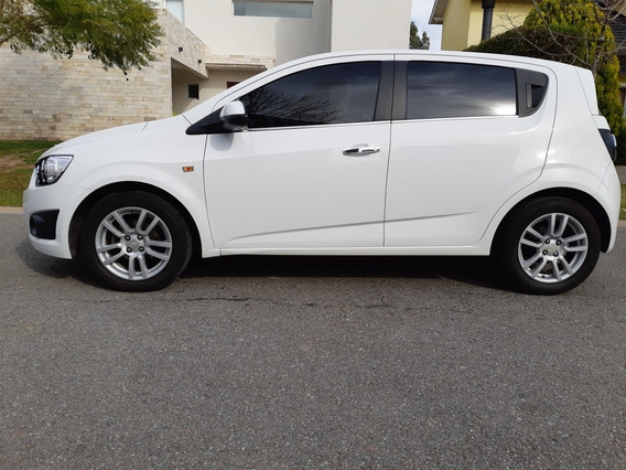 Chevrolet Sonic 1.6 Ltz At Mx 5 P 2015