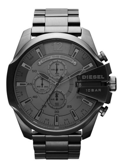 Relógio Diesel Dz4282/1cn + Garantia De 1 Ano + Nf