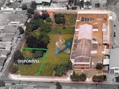 Terreno À Venda, 1312 M² Por R$ 1.350.000,00 - Cidade Morumbi - São José Dos Campos/sp - Te0499
