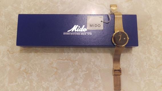 Reloj Mido Ocean Star. Caballero. 100% Original Y Seminuevo.