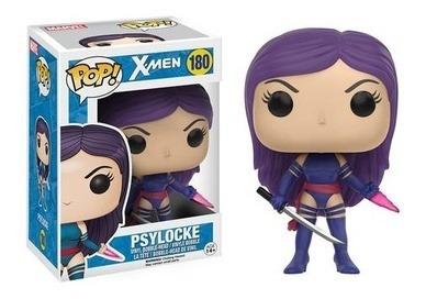 Funko Pop! Marvel X-men Psylocke - Funko Pop