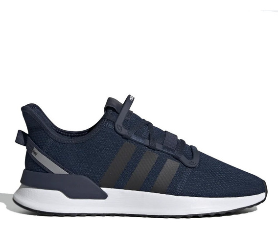 Zapatillas adidas Upath Run Navy/blanco - Corner Deportes