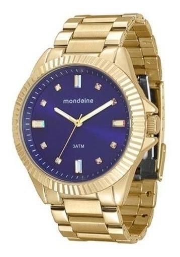 Relógio Feminino Mondaine Analógico 76309lpmfde3