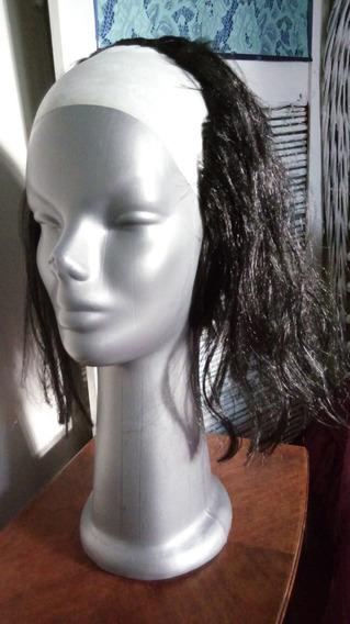 Peluca Pelada Con Pelo Tipo Saw Zombie By La Parti Wigs